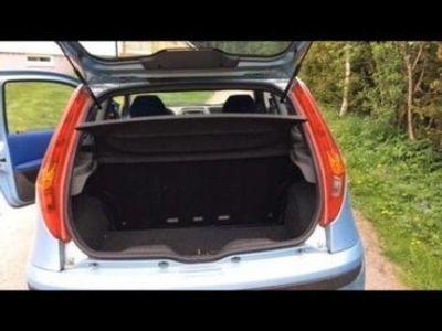 begagnad Fiat Punto 3-dörrar 1.2