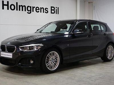 begagnad BMW 118 i 5-dr M Sport / HiFi / Eluppvärmd Ra -19