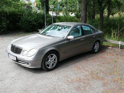 begagnad Mercedes E280 avantgarde