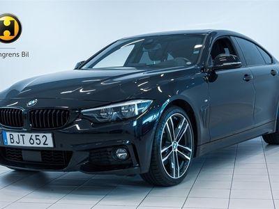 begagnad BMW 430 i Innovation Navi Pro Tacklcka