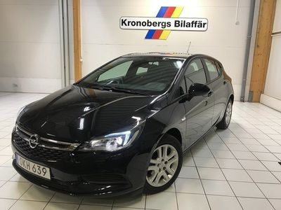 begagnad Opel Astra Enjoy 5-D 1.6 CDTI 110 Hk Manuell