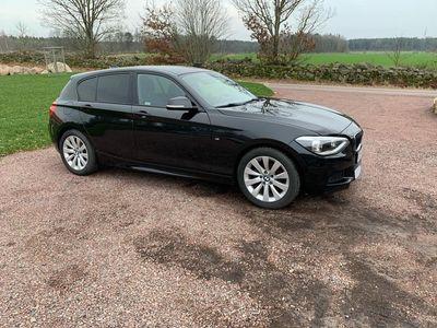 begagnad BMW 118 d M-sport