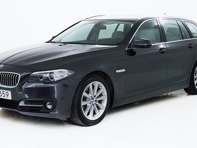 begagnad BMW 520 d xDrive Touring Steptronic 190hk
