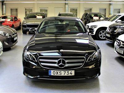 begagnad Mercedes E200 9G-Tronic / AVANTGARDE