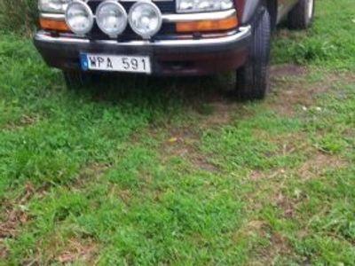 begagnad Chevrolet Blazer -99
