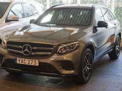 begagnad Mercedes GLC220 d 4MATIC Aut AMG Värmar
