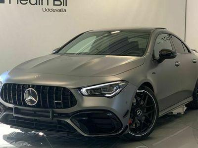 begagnad Mercedes CLA45 AMG - BenzS 4 MATIC+ BESTÄLLNINGSBIL