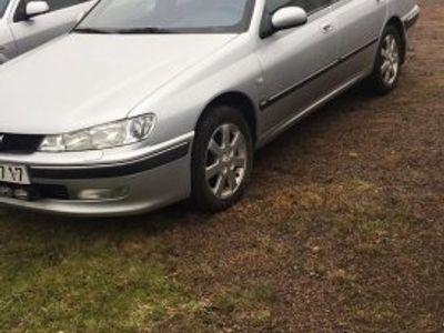 begagnad Peugeot 406 2.0 hdi -04