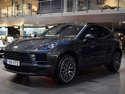 begagnad Porsche Macan 245hk