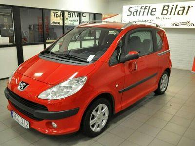begagnad Peugeot 1007 1.4 73hk OBS! 5800 MIL