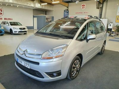 begagnad Citroën Grand C4 Picasso 1.6 HDiF 7-sits Nybes/servad