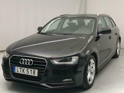 begagnad Audi A4 2.0 TDI clean diesel Avant (150hk)