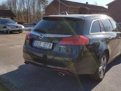 begagnad Opel Insignia 2,0 BiTurbo 4×4 Automat -12