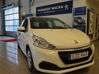 begagnad Peugeot 208 COOL 68HK *Demo*Kampanjränta 1,95%