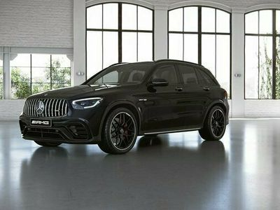 begagnad Mercedes GLC63 AMG A Benz AMGS 4MATIC SUV 2021, Halvkombi Pris 1 026 580 kr