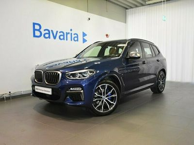 begagnad BMW X3 M40i Connected Innovation Drag Panorama 360hk
