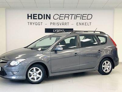 begagnad Hyundai i30 1.6 CRDI Kombi / Drag /