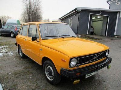 used Volvo 66 DL. Remjohan Automat