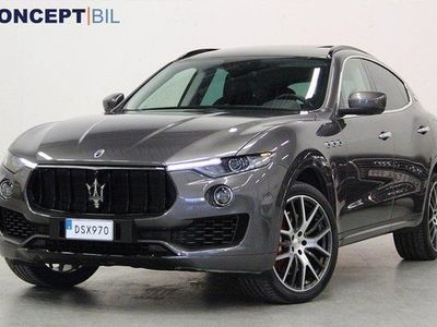 begagnad Maserati Levante S SQ4 Automat 2017, SUV 649 000 kr