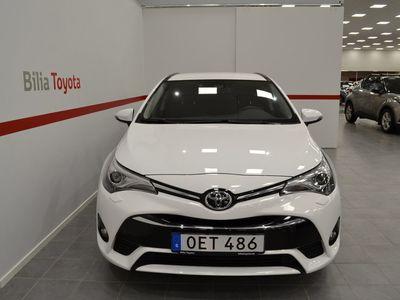 begagnad Toyota Avensis Kombi 1.8 Euro 6 2016, Personbil 169 000 kr