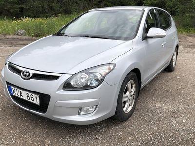 used Hyundai i30 1.6 CRDi 5dr (115hk)