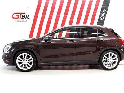 begagnad Mercedes GLA220 CDI 4MATIC Exclusive Eu