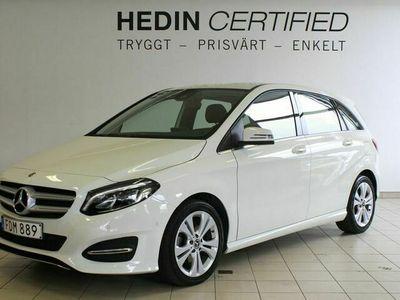 begagnad Mercedes 200 - Benz B - Klassd 4 - Matic, Värmare, Drag,