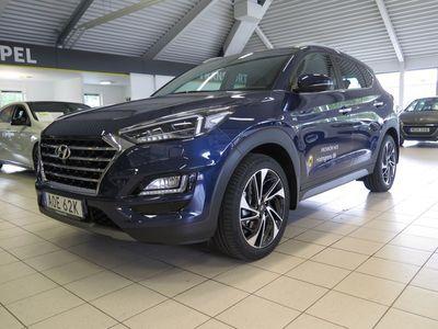 begagnad Hyundai Tucson 2.0 D AUT-A8 4WD 48V Hybrid Premium