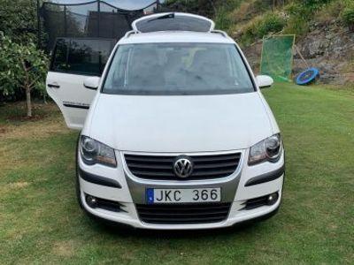 gebraucht VW Touran Cross 7 sits 170hk tdi -08