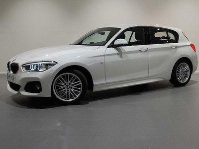 begagnad BMW 120 i Aut M Sport