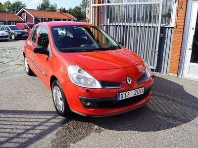 begagnad Renault Clio III 5D 1.2 75HK / 11400Mil -06