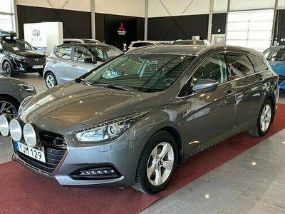 begagnad Hyundai i40 1.7 CRDi Comfort Plus Kombi 2017, Kombi Pris 149 500 kr