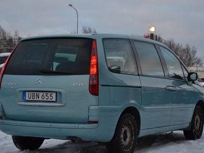 begagnad Citroën C8 2.2i-158hk/7sits/16000mil
