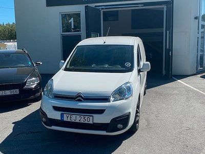 begagnad Citroën Berlingo Van 1.6 AUT Euro 6 99hk Carplay