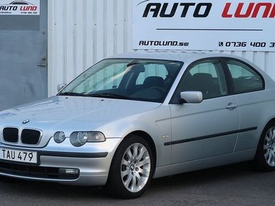 begagnad BMW 316 Compact ti ti Automat Nyservad NYBES