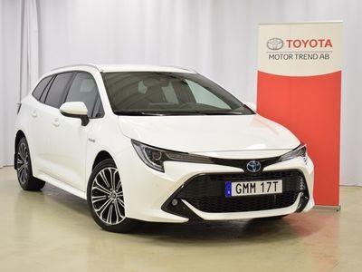 begagnad Toyota Corolla 1.8 Touring Sports Hybrid Teknikpaket