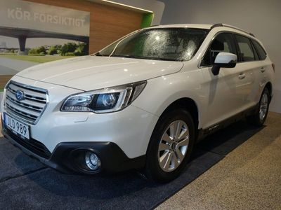begagnad Subaru Outback 2.0 4WD Backkamera/Värmare Nyservad