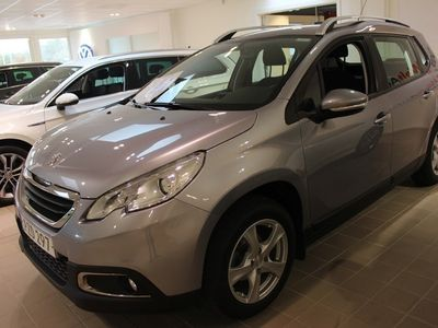 begagnad Peugeot 2008 ACTIVE 1,2 VTI 82 HK MANUELL 2963 MIL 040 380290
