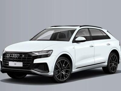 used Audi Q8 3.0 TDI 286HK Q TIPTR