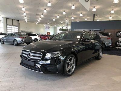 used Mercedes E300 Kombi AMG Premiumpkt DEMO