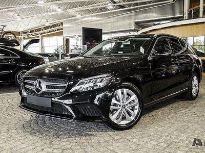 brugt Mercedes C220 d // SE Edition & Advantage //