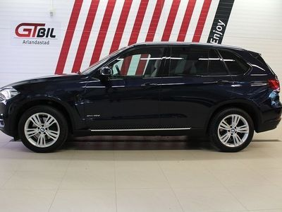 begagnad BMW X5 xDrive40d *SE UTR* Night vision 313hk
