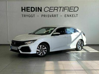 begagnad Honda Civic 1.0 Comfort edition *V - hjul*