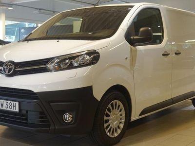 begagnad Toyota Proace 2,0 120HK AUT MEDIUM COMFORT DR