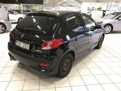 begagnad Peugeot 206+ 1.4 5dr (73hk)
