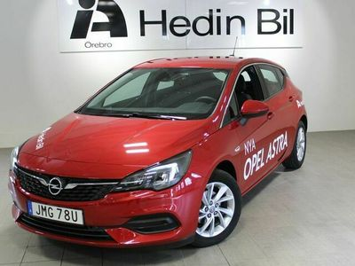 begagnad Opel Astra Astra 5D Classic edition, 145hk Automat Demo
