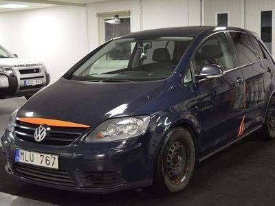 begagnad VW Golf Plus 2.0 TDI AUTOMAT 140hk