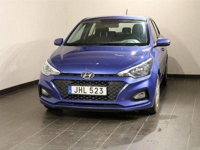 begagnad Hyundai i20 5d 1.2 Comfort Rattvärme