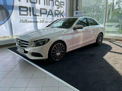 begagnad Mercedes C220 d 7G-Tronic Plus Euro 6 170hk