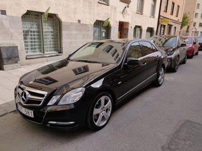 begagnad Mercedes E350 CDI 4MATIC BlueEFFICIENCY